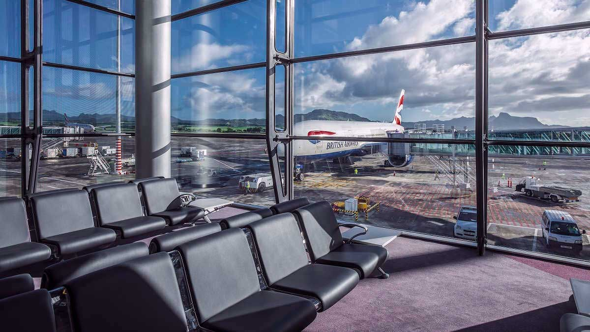 Boarding Lounge
