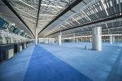 Arrival hall on level 2