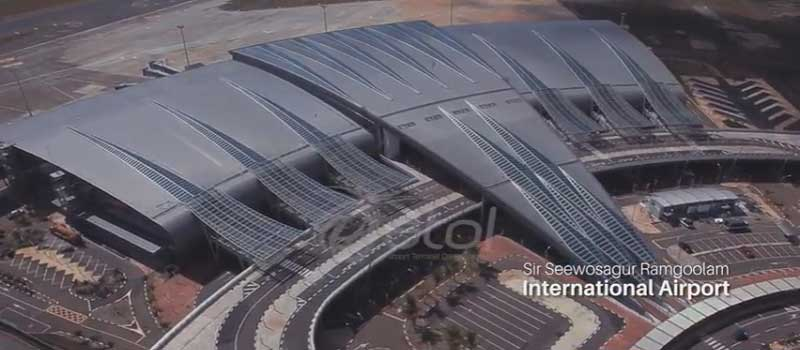 Sir Seewoosagur Ramgoolam Airport - Video